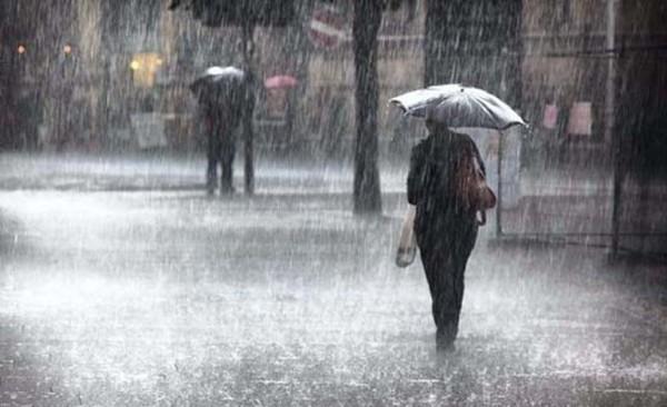LLuvias en Santa Cruz