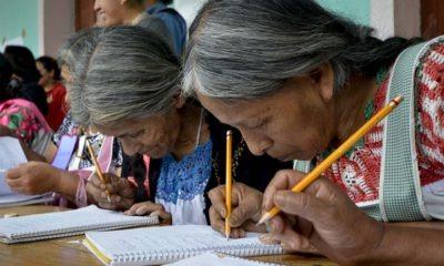 Alfabetización en Bolivia