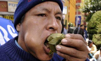 Día del Acullico en Bolivia