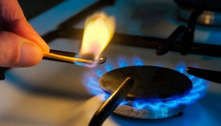 Gas domiciliario