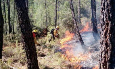 Equipo para bomberos en Santa Cruz