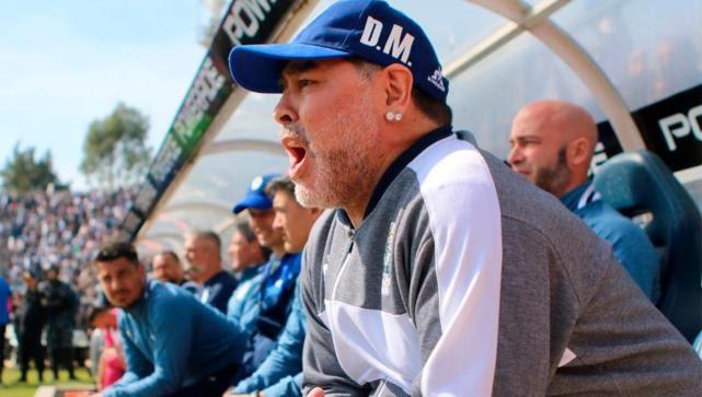 Diego Maradona operación