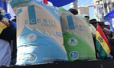 Empresa de cemento de Bolivia