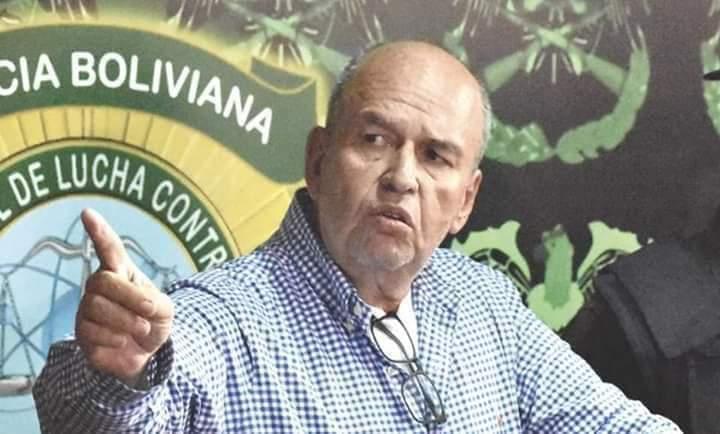 Arturo Murillo en El Alto La Paz