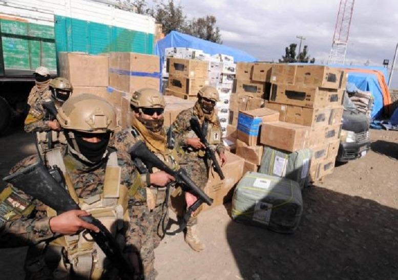 Lucha contra el contrabando