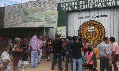 Descongestionamiento en Palmasola