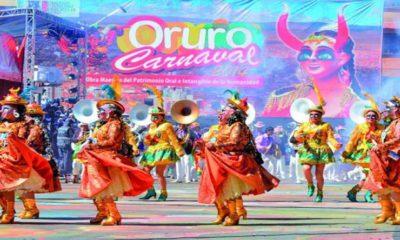Carnval de Oruro 2021