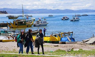 Turismo en Copacabana Bolivia