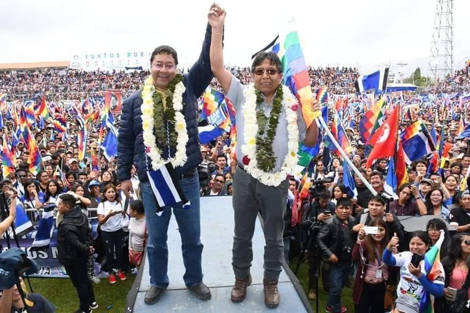 El MAS gana en Cochabamba