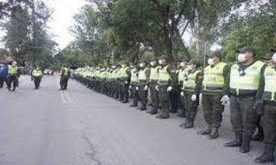 Resguardo policial