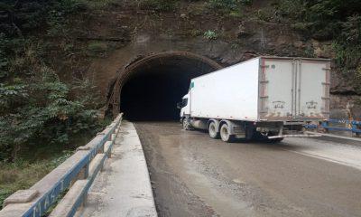 Carretera El Sillar