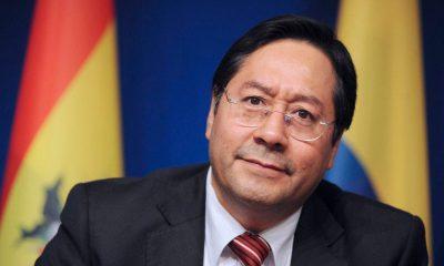 Nuevo presidente de Bolivia