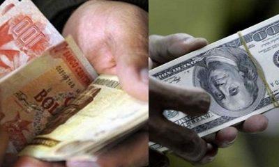 Cambio del dolar se mantiene