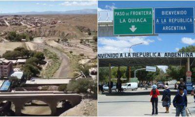 Coronavirus en frontera Argentina