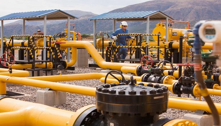 Gas para Brasil