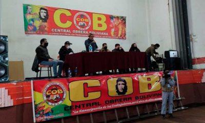 COB en elecciones 2020