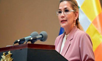 Presidenta Áñez