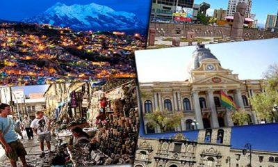 Turismo en La Paz
