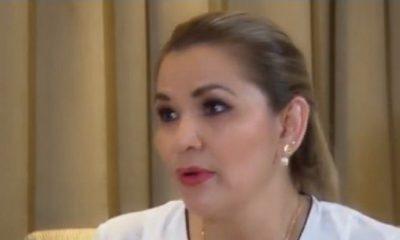 Expresidente Jeanine Áñez