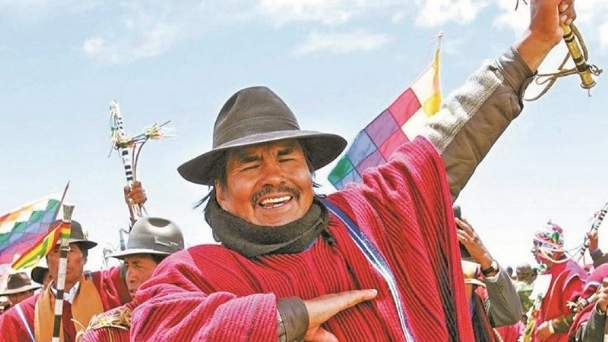 Fallece Felipe Quispe el Mallku