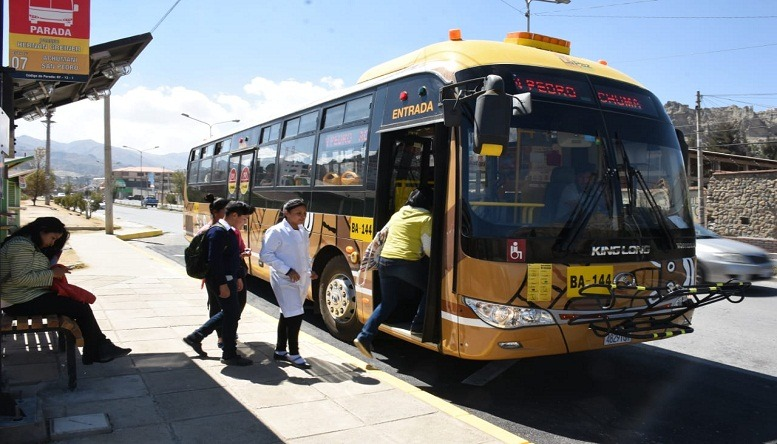 Transporte municipal