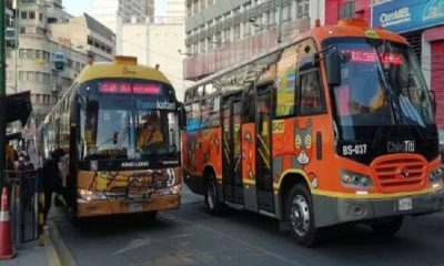 Servicio de transporte municipal