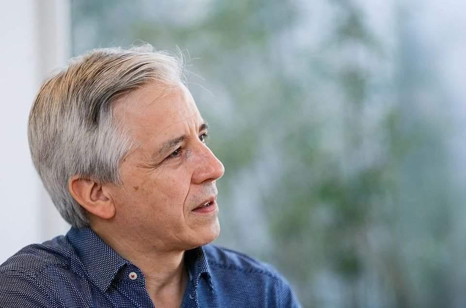 Ex vicepresidente de Bolivia Álvaro García Linera