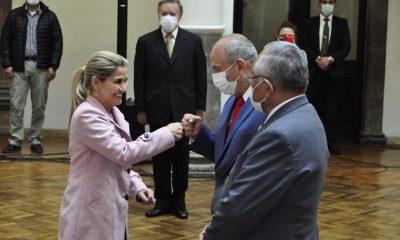 Reposición de Murillo y Cárdenas
