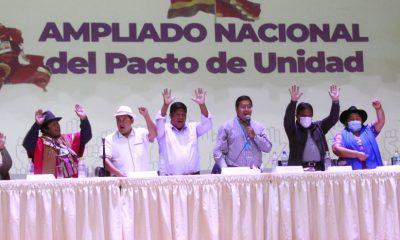 Arcey el pacto de unidad