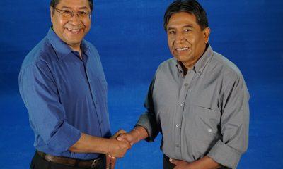 Luis Arce presidente electo 2020