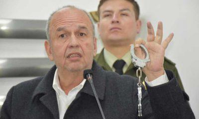 Corrupción de Arturo Murillo