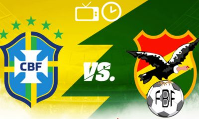 Bolivia vs Brasil en vivo