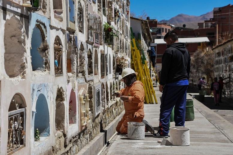 Cementerio y Todos Santos