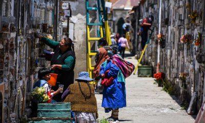 cementerio general de La Paz