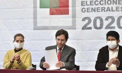 Evaluación electoral en Bolivia