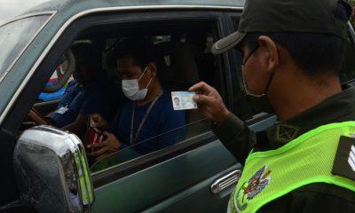 Control vehicular en elecciones