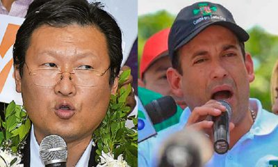 Elecciones con Chi y Camacho