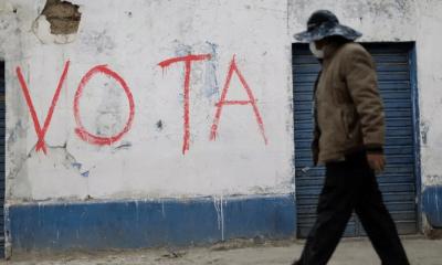 Elecciones polarizadas en Bolivia