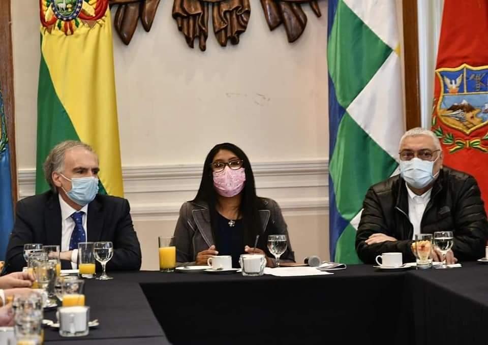 OEA en Bolivia