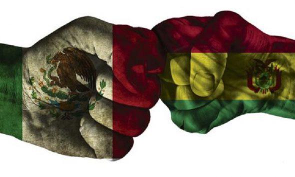 Bolivia y México