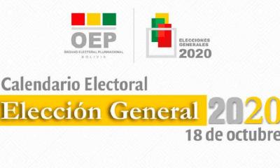Elecciones generales 2020