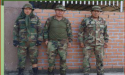 Policias de UMOPAR secuestrados por el narcotráfico