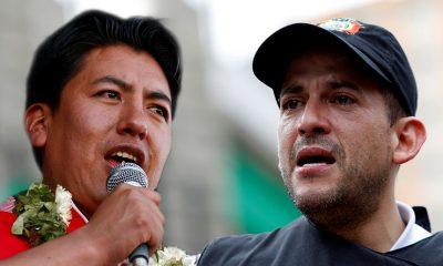 Pumari y Camcho en elecciones generales