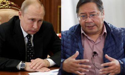 Bolivia y Rusia
