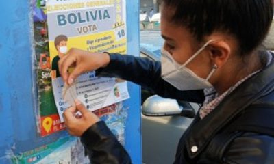 Bolivianos en España