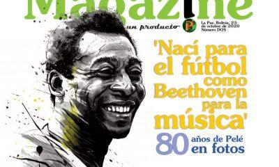 Revista magazine de premium sport Bolivia