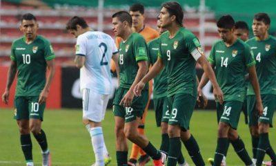 Bolivia vs Argentina resumen