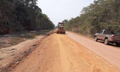 Inspección de carreteras