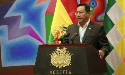 Presidente elecdto de Bolivia