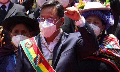 Presidente electo de Bolivia